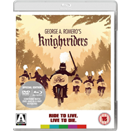 Knightriders (UK-import) (Blu-ray + DVD)