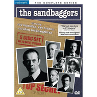 The Sandbaggers - The Complete Series (UK-import) (DVD)