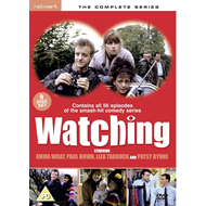 Watching - The Complete Series (UK-import) (DVD)