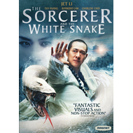 The Sorcerer And The White Snake (DVD - SONE 1)