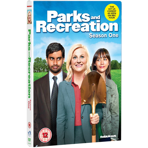 Parks And Recreation - Sesong 1 (UK-import) (DVD)