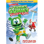 The Yummy Gummy Search For Santa (UK-import) (DVD)