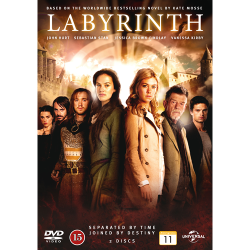 Labyrinth - Sesong 1 (DVD)