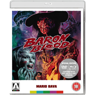 Baron Blood (UK-import) (Blu-ray + DVD)