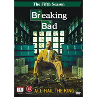 Breaking Bad - Sesong 5 (DVD)