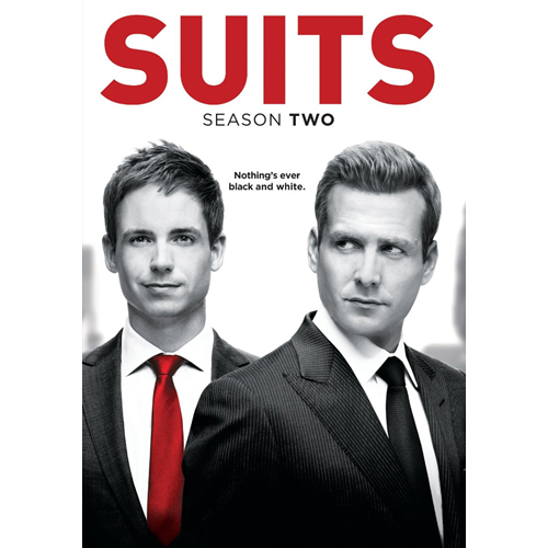 Suits - Sesong 2 (DVD)