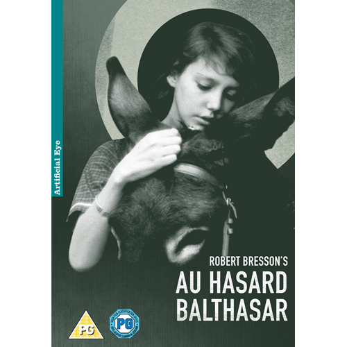 Au Hasard Balthazar (UK-import) (DVD)