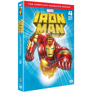 Iron Man - The Complete 1996 Collection (UK-import) (DVD)