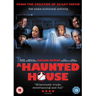 A Haunted House (UK-import) (DVD)