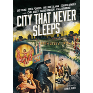 The City That Never Sleeps (DVD - SONE 1)