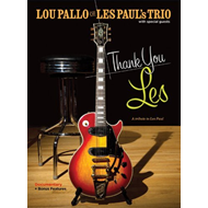 Lou Pallo - Thank You Les - A Tribute To Les Paul (UK-import) (DVD)