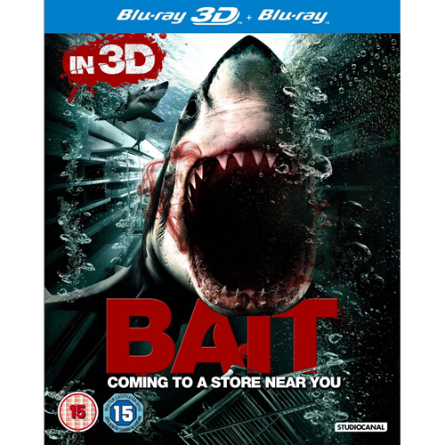 Bait (UK-import) (Blu-ray 3D + Blu-ray)