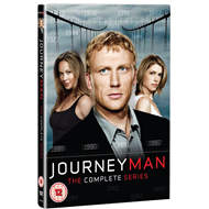 Journeyman - The Complete Series (UK-import) (DVD)