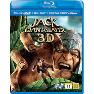 Jack The Giant Slayer (Blu-ray 3D + Blu-ray)