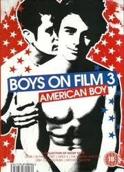 Boys On Film 3 - American Boy (UK-import) (DVD)