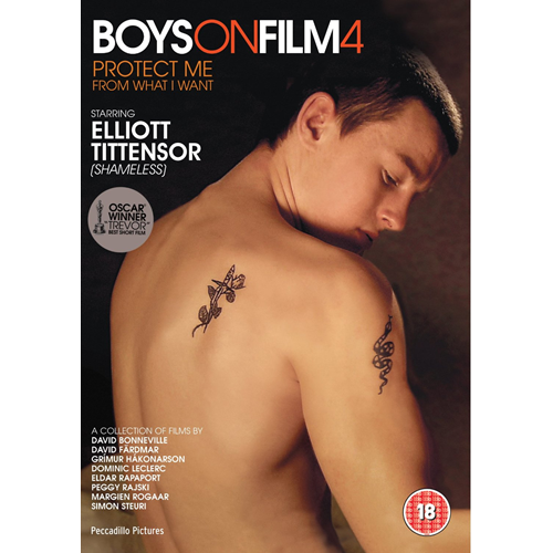 Boys On Film 4 - Protect Me From What I Want (UK-import) (DVD)