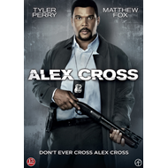 Alex Cross (UK-import) (DVD)