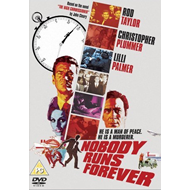 Nobody Runs Forever (UK-import) (DVD)