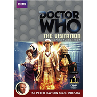 Doctor Who - The Visitation - Special Edition (UK-import) (DVD)