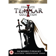 The Complete Templar Collection (UK-import) (DVD)
