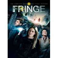 Fringe - Sesong 5 (UK-import) (DVD)