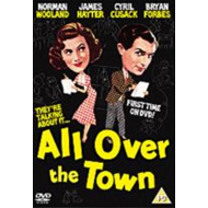 All Over Town (UK-import) (DVD)