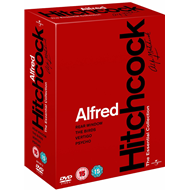 Produktbilde for Alfred Hitchcock - The Essential Collection (UK-import) (DVD)