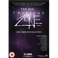 The New Twilight Zone - The Complete Collection (UK-import) (DVD)