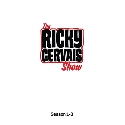 The Ricky Gervais Show - The Complete Series (UK-import) (DVD)