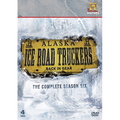 Ice Road Truckers - Sesong 6 (DVD - SONE 1)