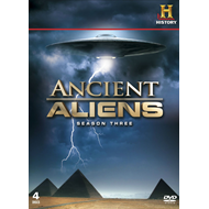 Produktbilde for Ancient Aliens - Sesong 3 (DVD - SONE 1)