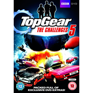Top Gear - The Challenges - Vol. 5 (UK-import) (DVD)