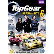Top Gear - The Challenges - Vol. 6 (UK-import) (DVD)