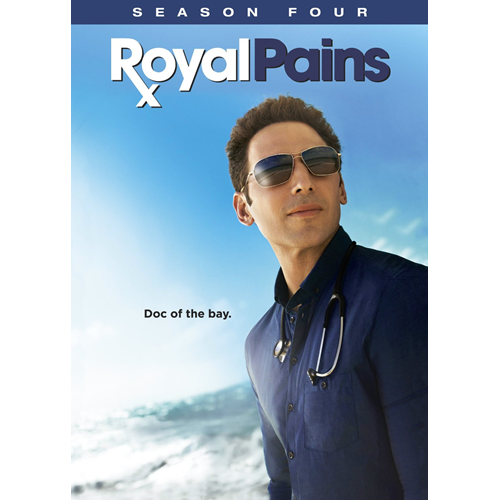 Royal Pains - Sesong 4 (DVD - SONE 1)