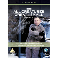 All Creatures Great And Small - Sesong 5 (UK-import) (DVD)