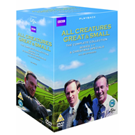 All Creatures Great And Small - The Complete Series (UK-import) (DVD)