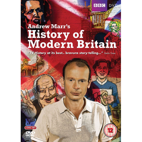 History Of Modern Britain (UK-import) (DVD)