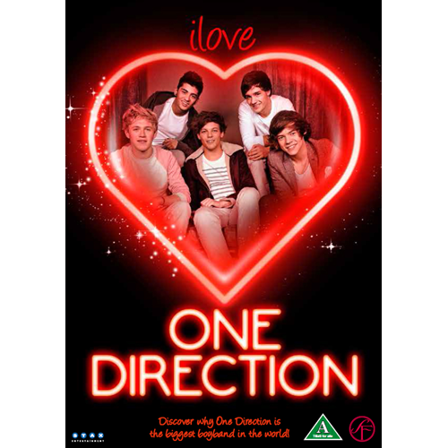 I Love One Direction (DVD)