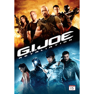 G.I. Joe - Retaliation (DVD)