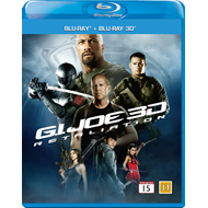 G.I. Joe - Retaliation (Blu-ray 3D + Blu-ray)