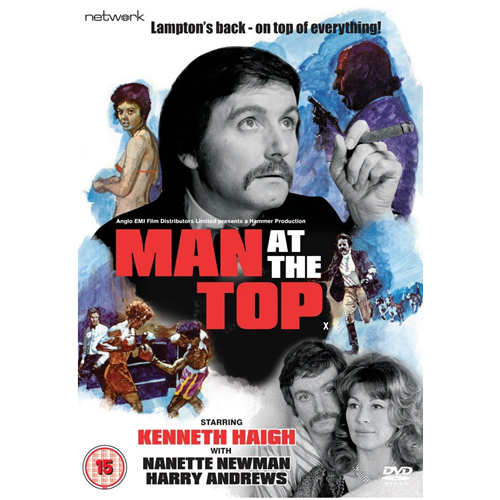 Man At The Top (UK-import) (DVD)
