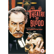 Theatre Of Blood (UK-import) (DVD)