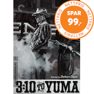 Produktbilde for 3:10 To Yuma - Criterion Collection (DVD - SONE 1)