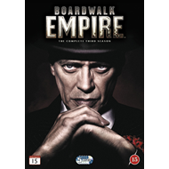 Boardwalk Empire - Sesong 3 (DVD)