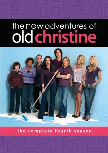 The New Adventures Of Old Christine - Sesong 4 (DVD - SONE 1)