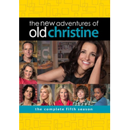 The New Adventures Of Old Christine - Sesong 5 (DVD)