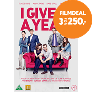 Produktbilde for I Give It A Year (DVD)
