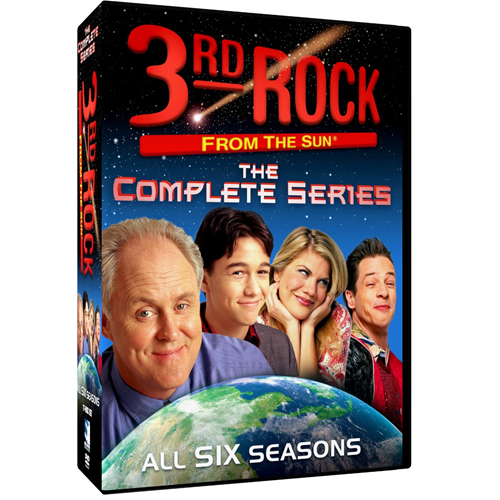 3rd Rock From The Sun - The Complete Series (DVD - SONE 1)