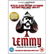 Lemmy - The Movie (UK-import) (DVD)