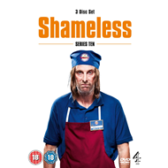 Shameless - Serie 10 (UK-import) (DVD)